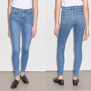 Top shop Moto Jaime high rise super skinny jeans